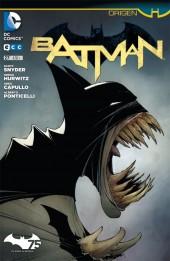 Batman (en espagnol) -27- Origen. Ciudad Oscura