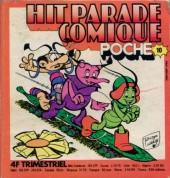 Hit parade comique (Poche) -10- Sylvio - La secte du trèfle rouge