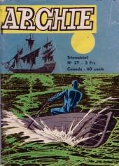 Archie (Jeunesse et Vacances) -27- Le Vieux Galion
