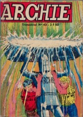 Archie (Jeunesse et Vacances) -43- Archie Explorateur