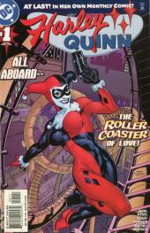 Harley Quinn Vol.1 (DC Comics - 2000) -1- An Harley Quinn Romance