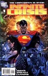 Infinite Crisis (2005) -1- Infinite Crisis #1