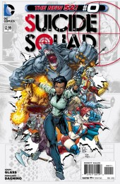Suicide Squad (2011) -0- Point of no Return