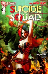 Suicide Squad (2011) -1- Kicked in the Teeth