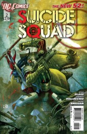 Suicide Squad (2011) -2- When the Levee Breaks