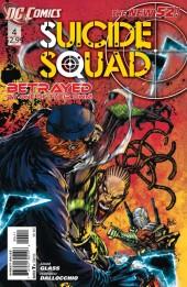 Suicide Squad (2011) -4- Bad Company