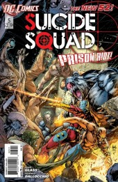 Suicide Squad (2011) -5- Abandon All Hope