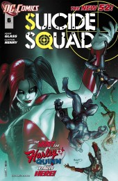 Suicide Squad (2011) -6- The Hunt for Harley Quinn, Part 1
