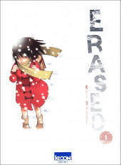 Erased -1- Volume 1