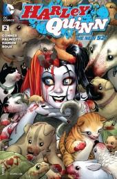 Harley Quinn (2014) -2- Helter Shelter
