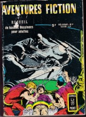 Aventures fiction (2e série) -Rec3180- Album N°3180 (n°32 et n°33)
