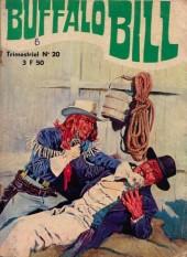 Buffalo Bill (Jeunesse et Vacances) -20- Frères Ennemis
