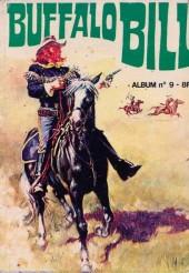 Buffalo Bill (Jeunesse et Vacances) -Rec09- Album N°9 (du n°25 au n°27)