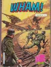 Wham ! (2e série) -Rec25- Album N°11 (71, 72, 73)