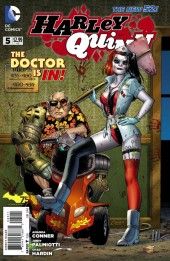Harley Quinn (2014) -5- The Hunt For Red Octogenarians