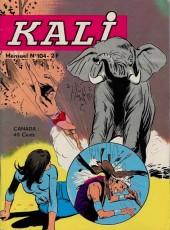 Kali -104- Mourir à Bénarés