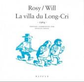 Tif et Tondu -8TL- La villa du long-cri
