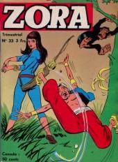Zora -33- Le Cobra frappe encore...