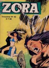 Zora -42- Le Balafré