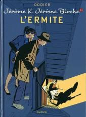 Jérôme K. Jérôme Bloche -24- L'ermite
