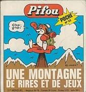Pifou (Poche) -55- Une montagne de rires et de jeux