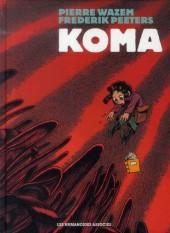 Koma - Tome INTb14