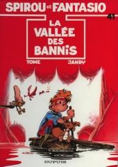 Spirou et Fantasio -41a93- La vallée des bannis