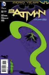 Batman (2011) -32- Zero Year: Savage City, Part Three