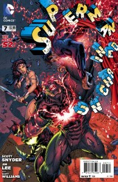 Superman Unchained (2013) -7- Out of Time