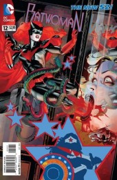 Batwoman (2011) -12- World's Finest 1 - Blood Tides