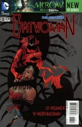 Batwoman (2011) -13- World's finest 2- Stygian descent