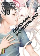 Deadman Wonderland -13- Tome 13