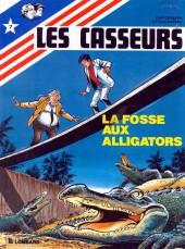 Les casseurs - Al & Brock -7- La fosse aux alligators