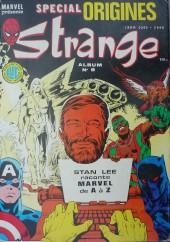 Strange (Spécial Origines) -Rec08- Album N°8