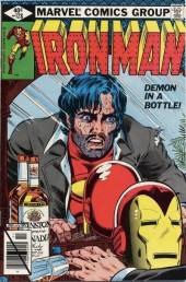 Iron Man Vol.1 (Marvel comics - 1968) -128- Demon in a bottle!