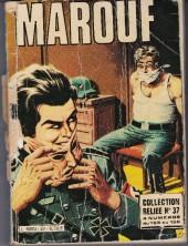 Marouf -Rec037- Collection reliée N°37 (du n°155 au n°158)