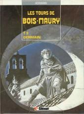 Les tours de Bois-Maury -3a1987- Germain