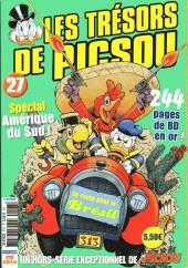 Picsou Magazine Hors-Série -27- Les trésors de Picsou - Spécial Amérique du Sud