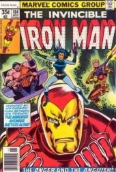 Iron Man Vol.1 (Marvel comics - 1968) -104- Triad !