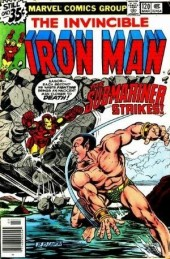 Iron Man Vol.1 (Marvel comics - 1968) -120- The old man and the sea prince