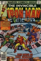 Iron Man Vol.1 (Marvel comics - 1968) -123- Casino fatale !