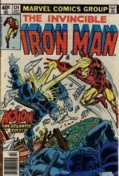Iron Man Vol.1 (Marvel comics - 1968) -124- Pieces of hate !