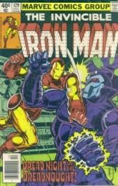 Iron Man Vol.1 (Marvel comics - 1968) -129- Dread night of the Dreadnought !
