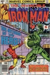 Iron Man Vol.1 (Marvel comics - 1968) -135- Return of the hero