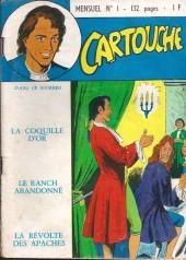 Cartouche (Jeunesse et Vacances) -1- La Coquille d'or