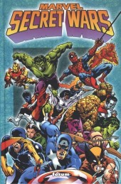Héroes Marvel: Tomos Únicos - Marvel Secret Wars