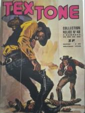 Tex-Tone -Rec48- Collection reliée N°48 (du n° 366 au n° 369)