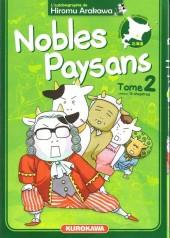 Nobles paysans -2- Tome 2