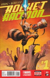 Rocket Raccoon (2014) -1- A Chasing Tale Part 1
