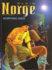 Alvin Norge -2- Morphing Amer